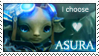 Guild Wars 2 - Asura Stamp by chezzepticon