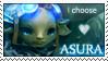 Guild Wars 2 - Asura Stamp by chezzepticon