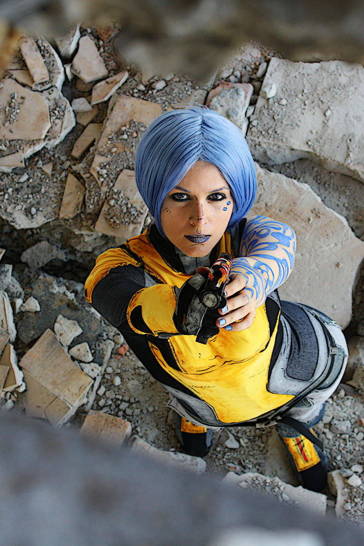 Maya Borderlands Cosplay