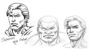 Faces Sketched