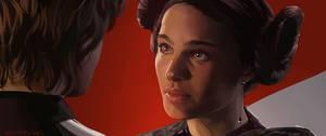 Star Wars Episode 3 hour speed paint