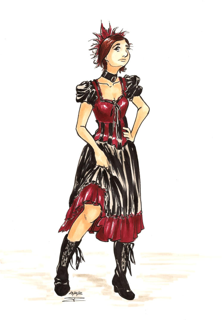 Juliette far west saloon by alethios79 on deviantart - Dessin saloon ...