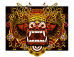 Barong's Scream by Yontanto