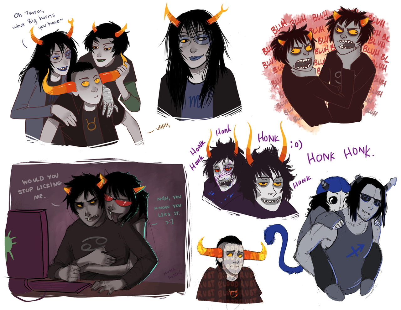 Equius and nepeta smut for pinterest