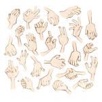 Mooooore Hands