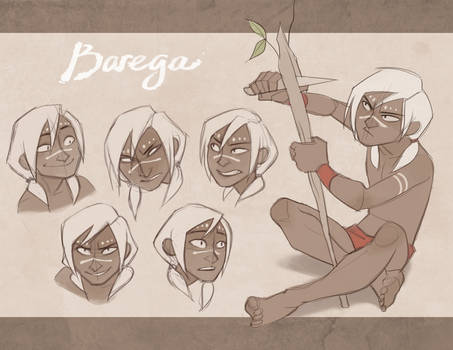 Barega