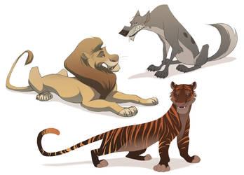 Predators by conniiption