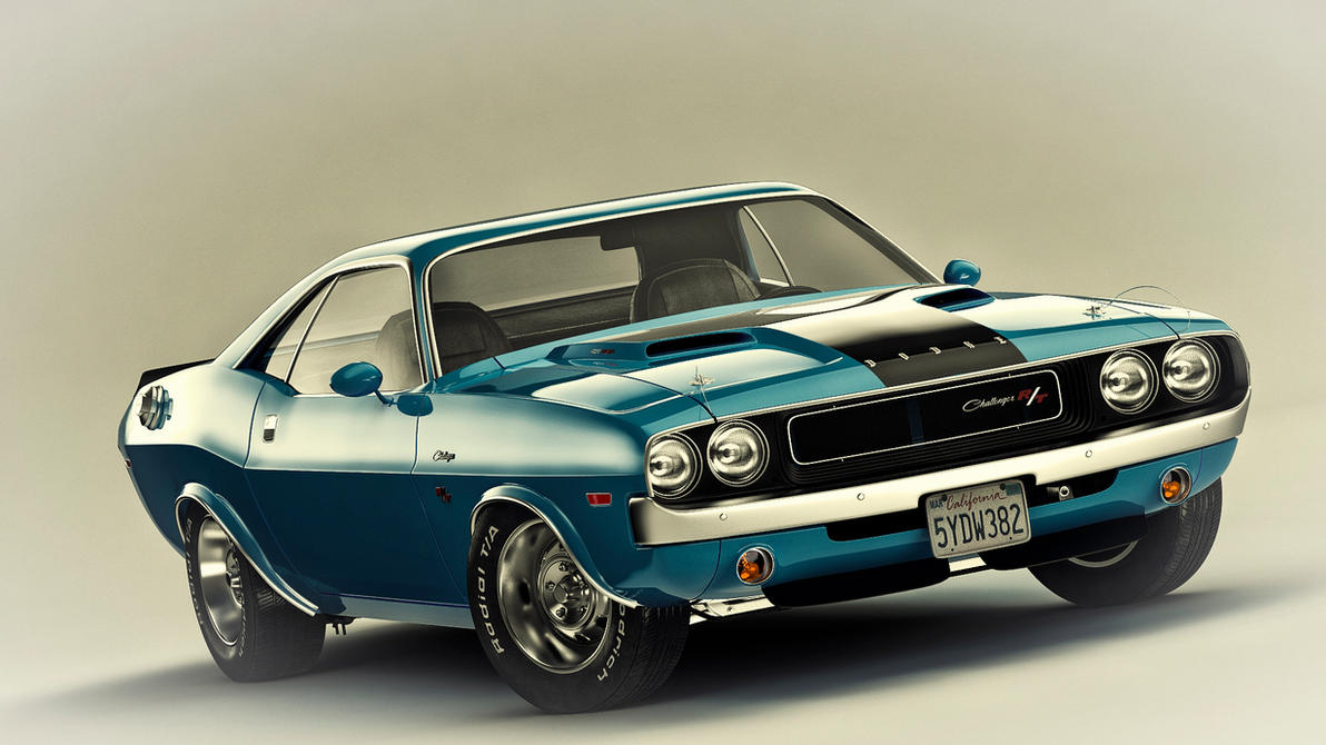 Dodge 1970 by AirJ21