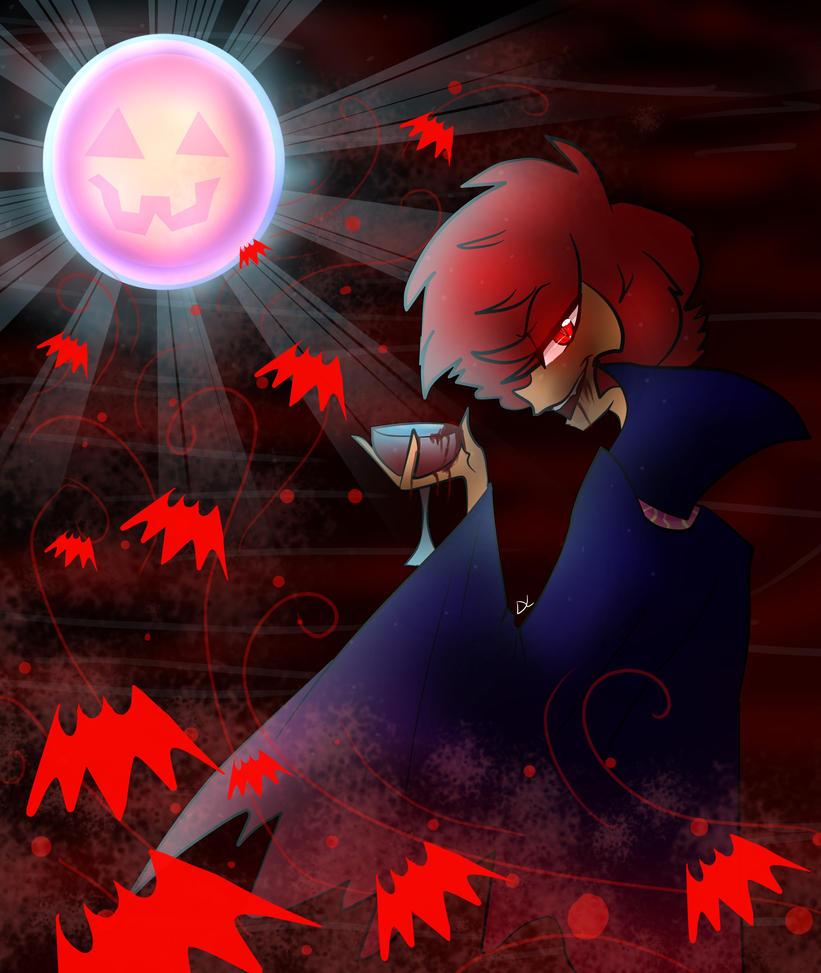 7 more days until halloweenegardanier on deviantart