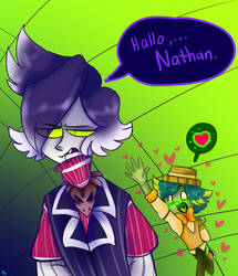 Hallo Nathan by egardanier