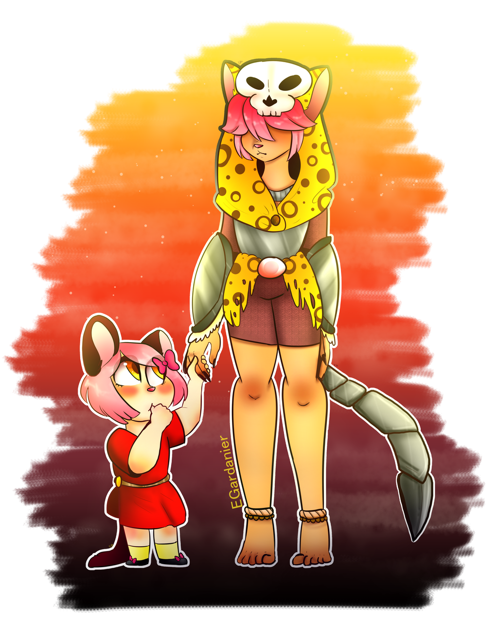Kawaii~chan's Mom by egardanier on DeviantArt