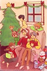 BTS Christmas Get Together