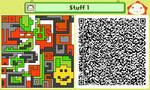 Random Pushmo Puzzle by phenolphthalei2