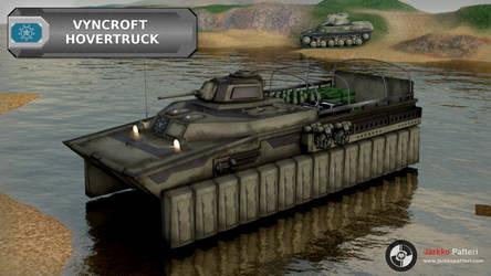 Vyncroft Hovertruck
