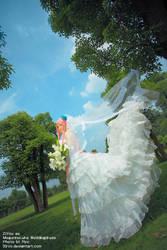 Luka weddingdress by 35ryo