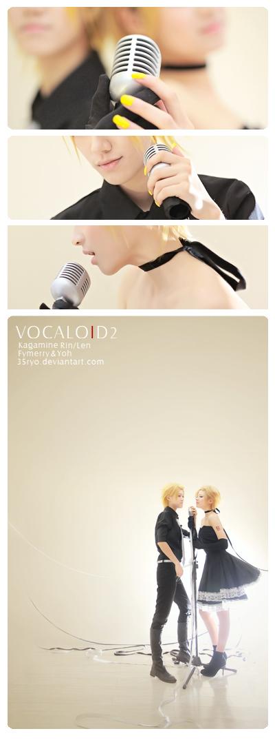 escapade  vocaloid by 35ryo