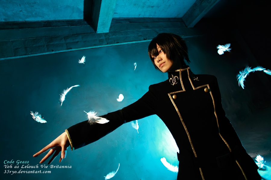 Code Geass Lelouch 2 by 35ryo