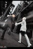 Fate/zero escape by 35ryo
