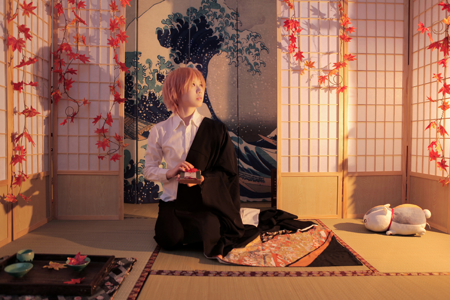 Natsume Yuujinchou home02 by 35ryo