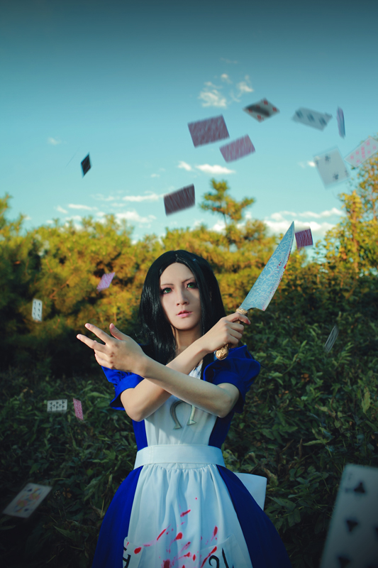 Alice Madness Returns by 35ryo