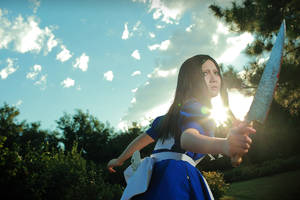 Alice Madness Returns return by 35ryo