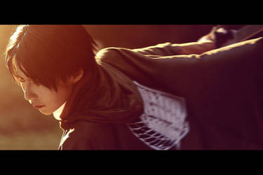 Attack On Titan Levi by 35ryo