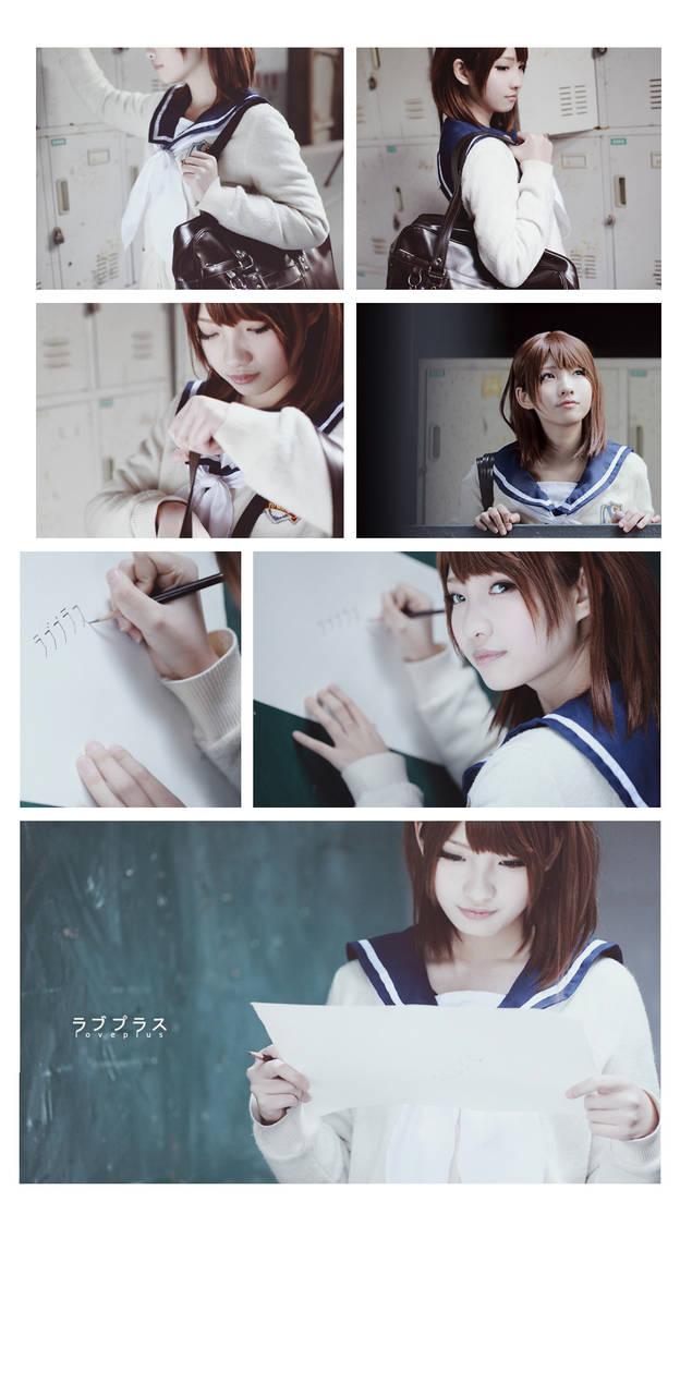 Nene Anegasaki by 35ryo