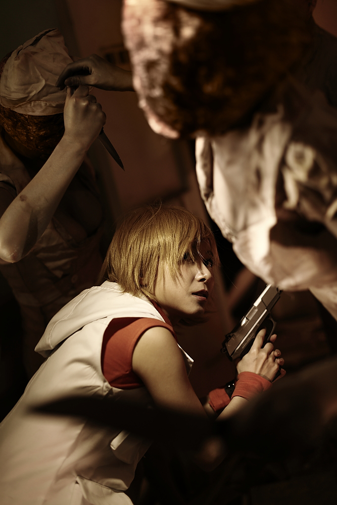 Silent Hill  Heather by 35ryo