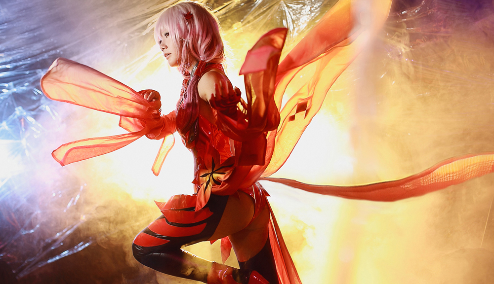 GUILTY CROWN by 35ryo