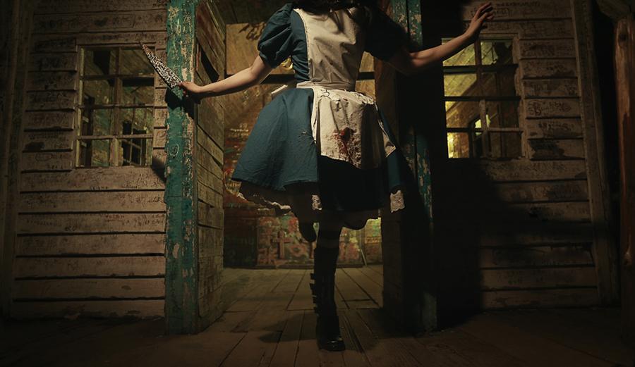 Alice: Madness Returns by 35ryo
