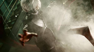 TokyoGhoul by 35ryo