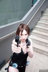 Lara Croft Tokyo Style by MrGeneration