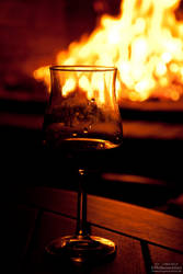 Some drink at fire ... by MrGeneration
