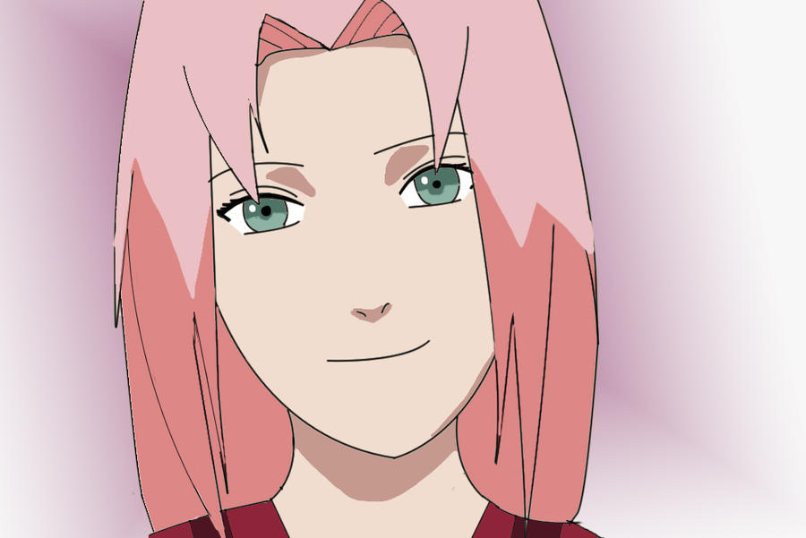 Sakura Haruno Adult by CaiLiDeVeL on DeviantArt