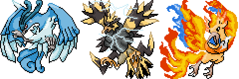 how to catch zapdos moltres and articuno in pokemon emerald