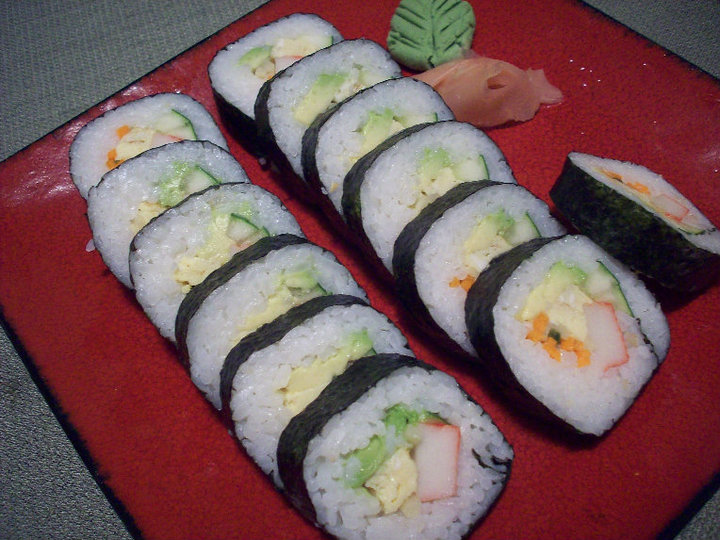 Futomaki by JCaceres