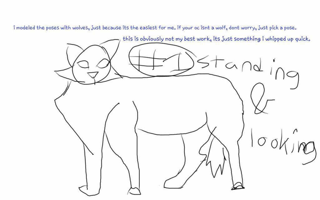 Draw Cat Pose