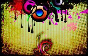 Colour burst by BOBBb12345