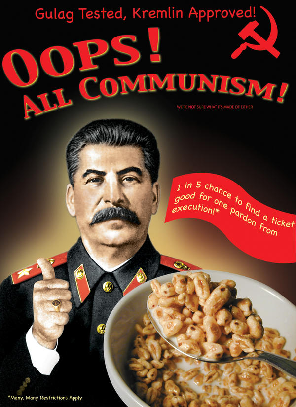 Oops All Communism by alostrael444