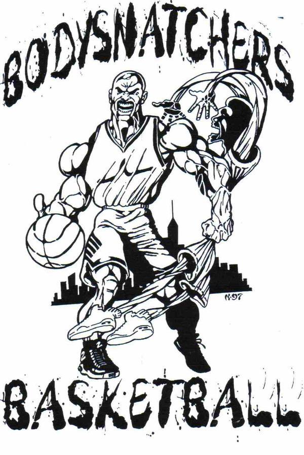 BobySnatcher's Basketball by KirqArts