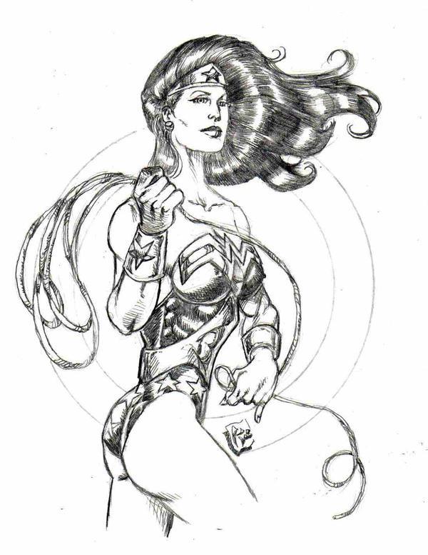 Wonder Woman by KirqArts