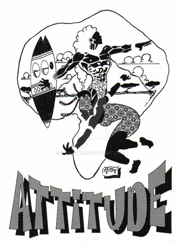 Attitude... by KirqArts