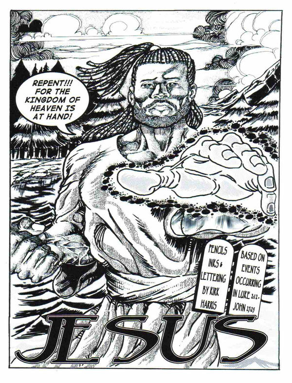 Jesus' warning by KirqArts