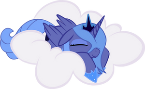 Awesome Cloud Luna by ErindorStryker