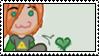 Stamp: Ku Love by drazzi