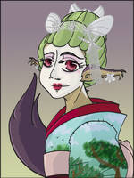 Forever Maiko by drazzi