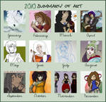 2010 Art Summary