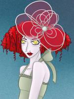 Poppy Hat by drazzi