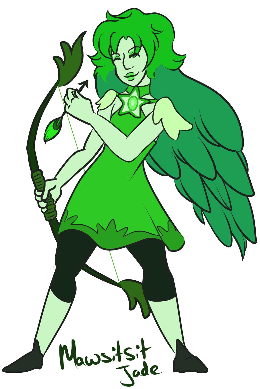 SU: Mawsitsit Jade by drazzi