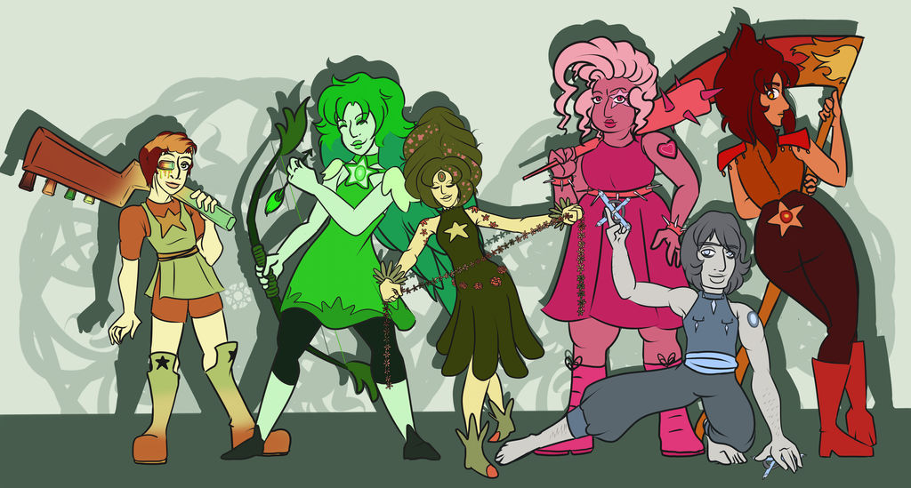 SU: The Posse by drazzi